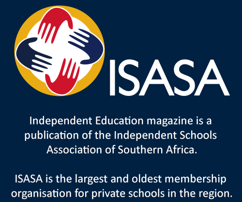 Independent Education is an ISASA publication
